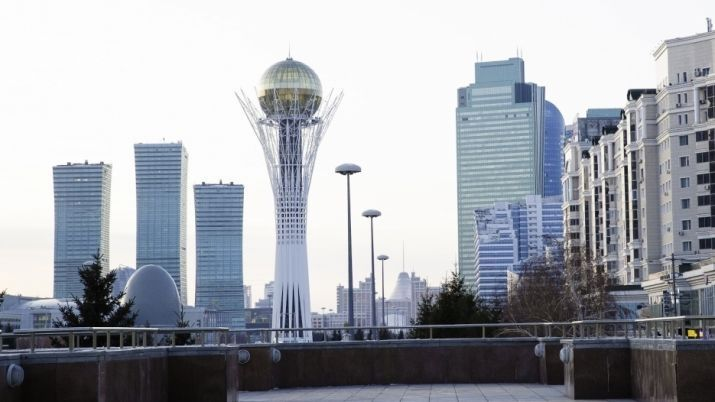 Capital, First President anniversaries celebrated in Kazakhstan